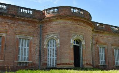 Décor pour votre tournage : le château de la Reynerie à Toulouse